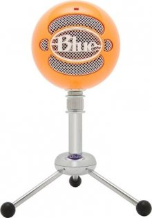Blue Snowball Bundle-Orange